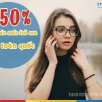 Mobifone khuyến mãi 50% cước thanh toán trả sau